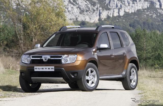 Renault Dacia Duster