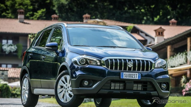 Newly improved Suzuki SX4 S Cross