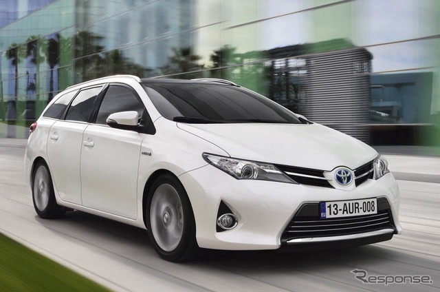 Toyota Auris-to-ring sports