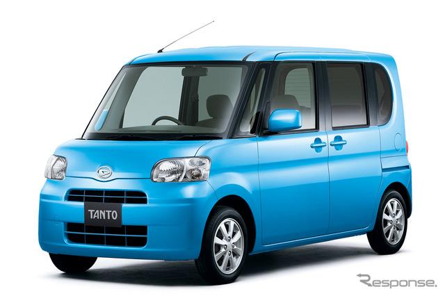 Daihatsu tanto (2007)
