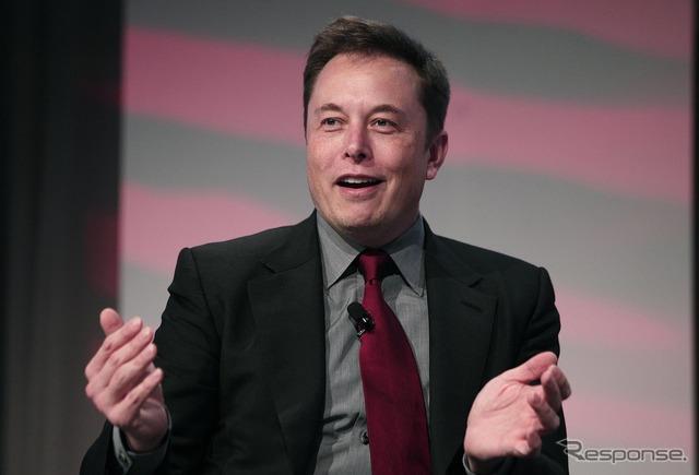 And Tesla Motors Elon Musk (images)