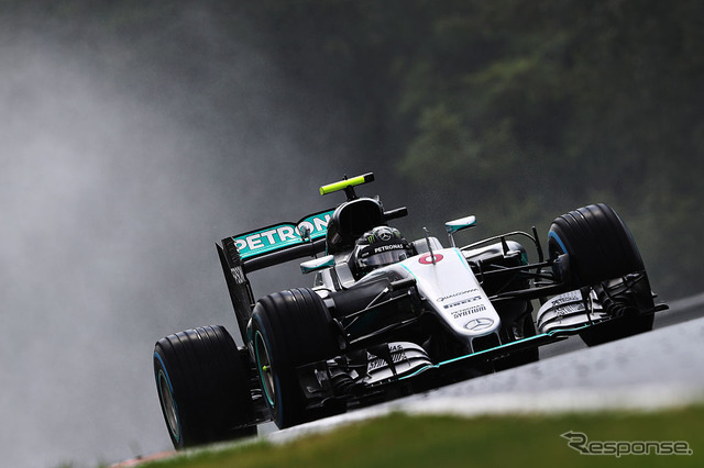 2016F1 Hungary GP