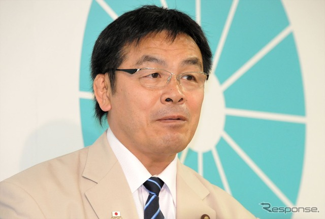 """In the competition beyond the borders of the (sports federations) to spotlight"". Minister Hiroshi (26 and Kasumigaseki)"