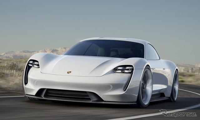 Porsche transmission E