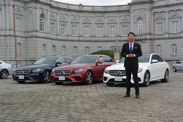 Mercedes-Benz E-class new