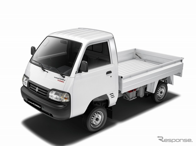 Maruti Suzuki's Super Carrier compact truck