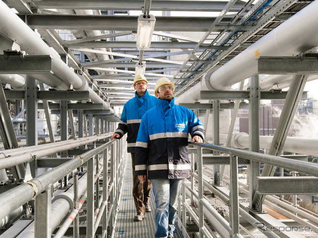 BASF Ludwigshafen plant