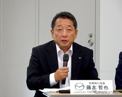 Fujimoto Tetsuya Executive Officer