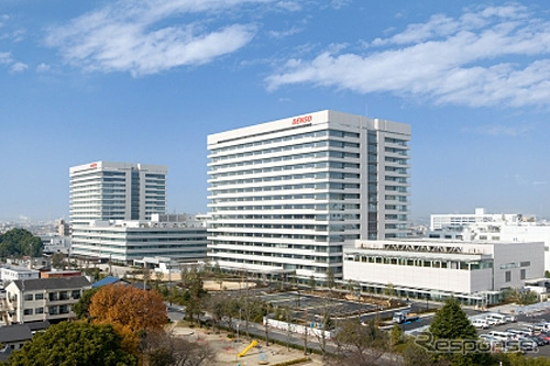DENSO Corporation Headquarters (the reference image)