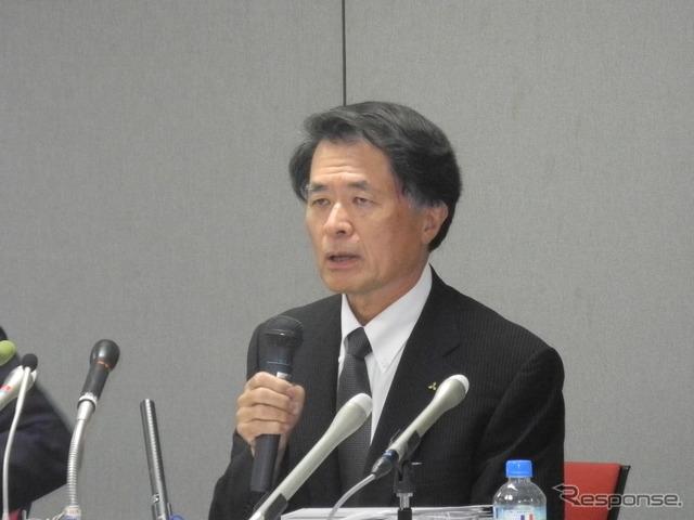 Vice President Mitsuhiko Yamashita Mitsubishi Motors