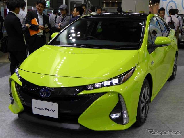 New Prius PHV