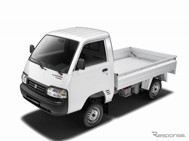 Maruti Suzuki small size truck: Super Carry