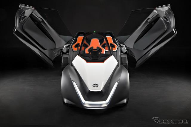 Nissan BladeGlider Prototype