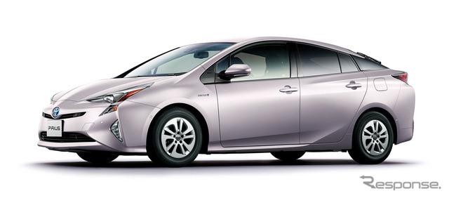 """Toyota Prius S """"Safety Plus"""""""