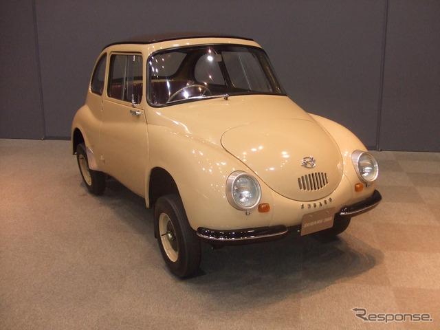 Subaru 360-K111 Type