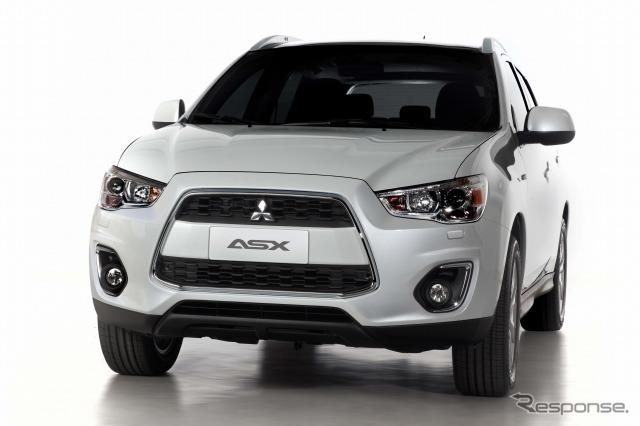 Mitsubishi ASX (Japan name:RVR)