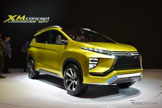 Mitsubishi XM Concept (2016 Indonesia International Auto Show)