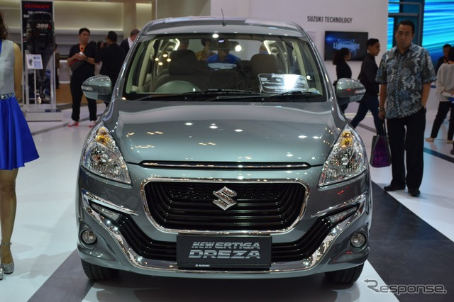 Suzuki Ertiga Dreza (2016 Indonesia International Auto Show)