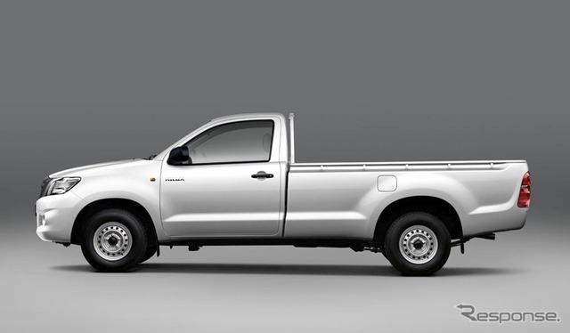 Toyota: Hilux