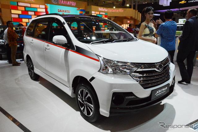 Daihatsu Xenia (custom)