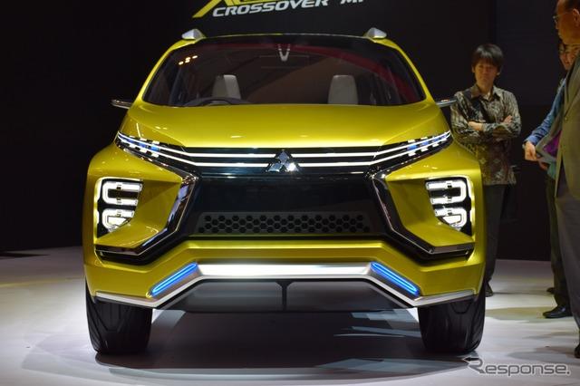 Mitsubishi XM concept (Indonesia auto show 16)