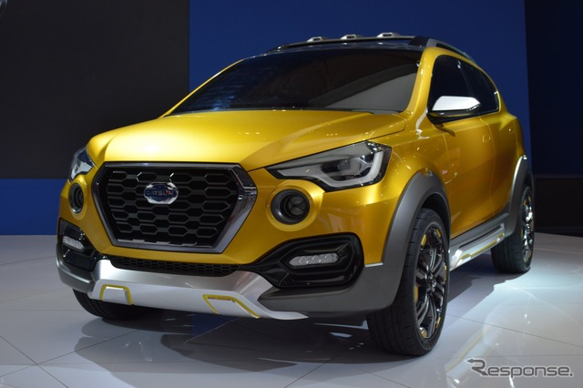 Datsun GO-cross Concept (2016 Indonesia International Auto Show)