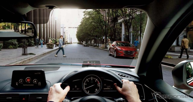 """Be able to drive the necessary information in minimal eye movement """"active driving days play."""
