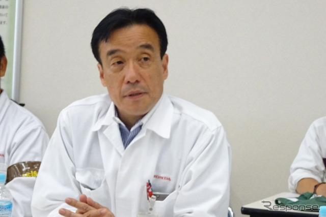 Honda Yamane Yung history, Executive Officer,