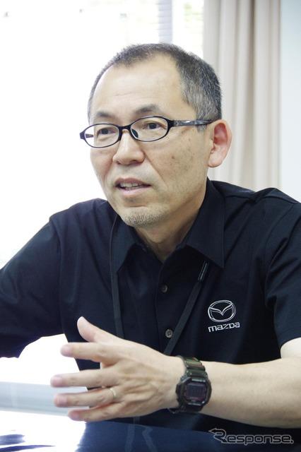 Chapter Hiroshi KASHIWAGI Mazda Axela development Chair