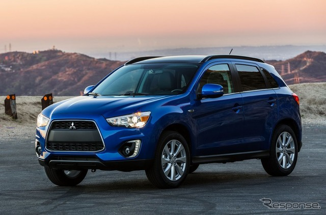 The 2015 Mitsubishi Outlander Sport (RVR)