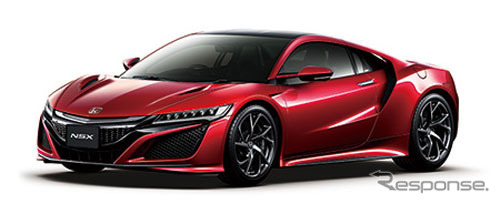 [New Honda NSX] domestic selling price is 23700000 yen, 2/27/2017 released