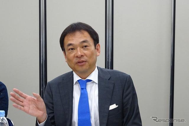 Honda teratani Park, Executive Officer (Japan headquarters)
