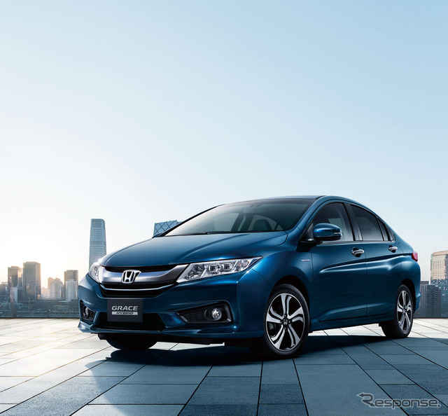 Honda Grace Hybrid EX Style Edition