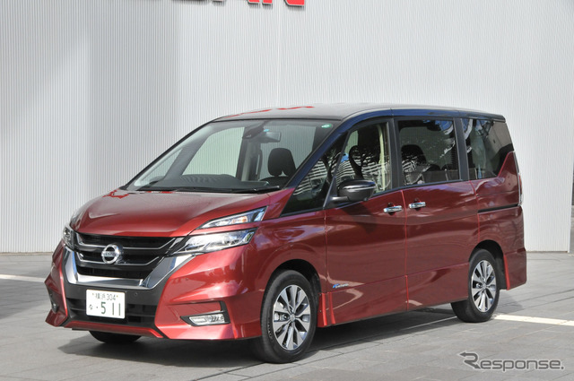 Photo Feature: Never-seen-before images of Nissan's new Serena