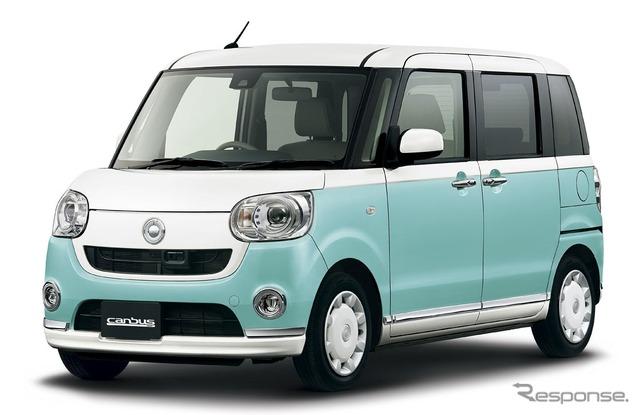Daihatsu Move Canbus G Makeup SA II