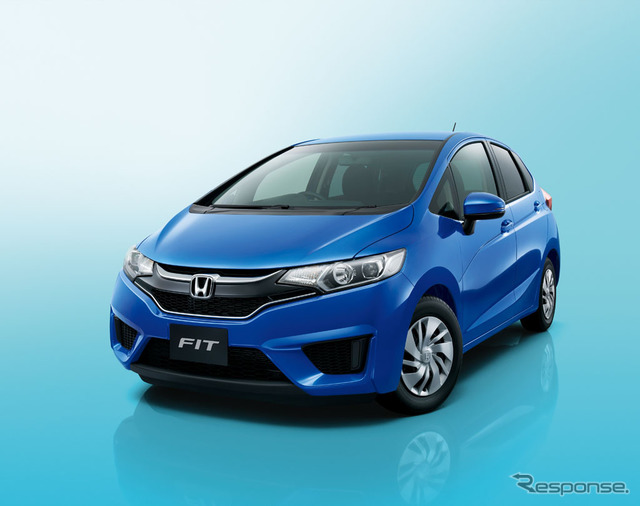 Honda Fit F Package Fine Edition