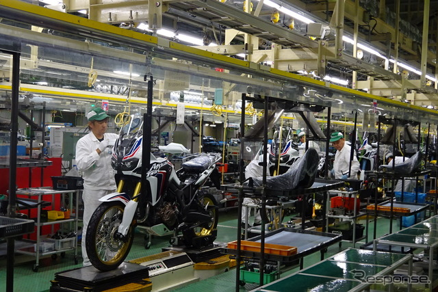 Honda Kumamoto plant