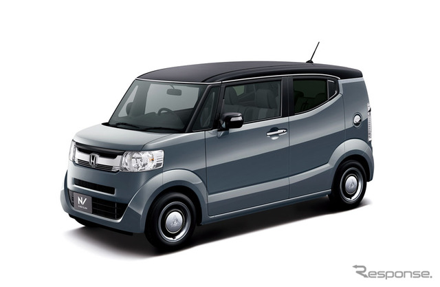 Honda N-BOX Slash X