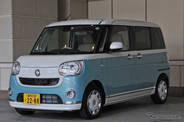 Photo Feature: Daihatsu releases Move Canbus light utility van for female drivers