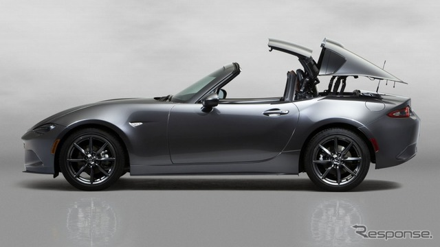 Mazda MX-5 RF (Roadster RF in Japan)