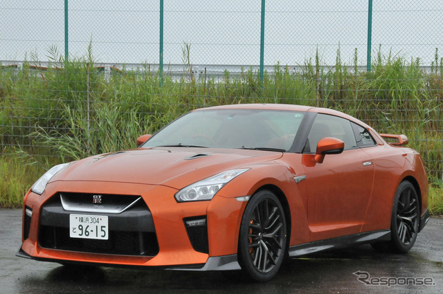 Photo Feature: Nissan gives R35 GT-R its final changes