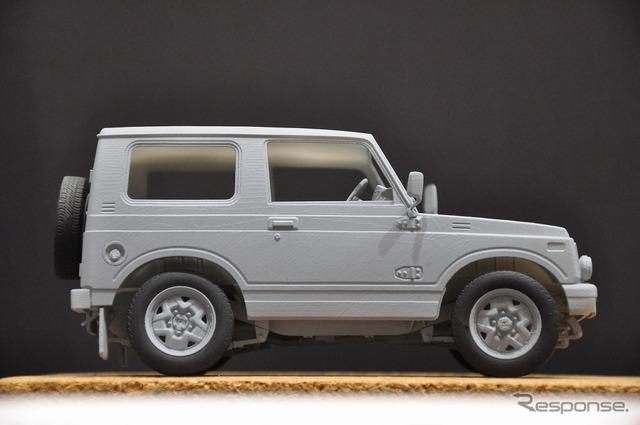 1/24 Suzuki Jimny JA11-5