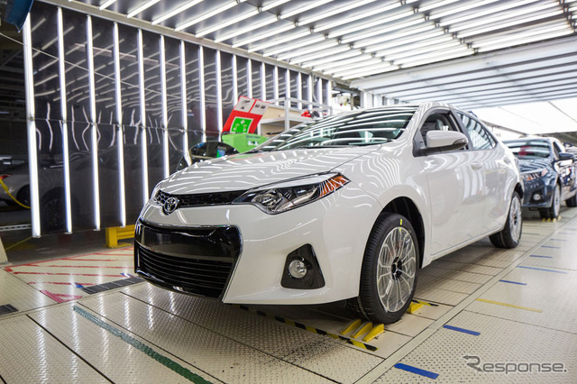 Toyota Motor Corporation's Mississippi Plant in the US
