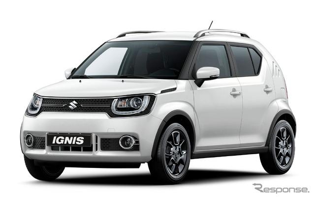 Suzuki Ignis (European model)