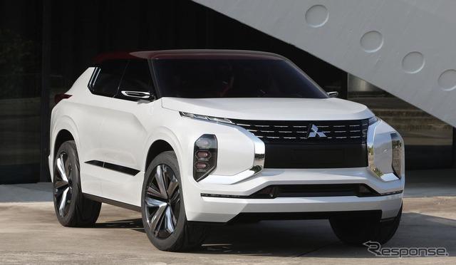 Mitsubishi GT - PHEV Concept