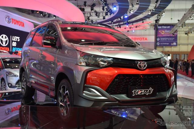 Toyota Avanza veloz Dijual (Indonesia Auto Show '16)