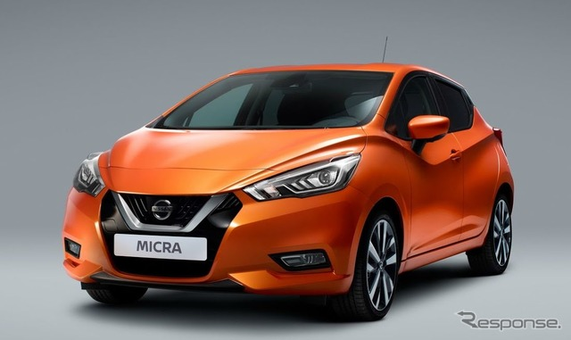 New Nissan Micra (March)