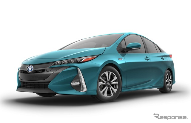 The all-new Toyota Prius (the Prius Prime, in the US)