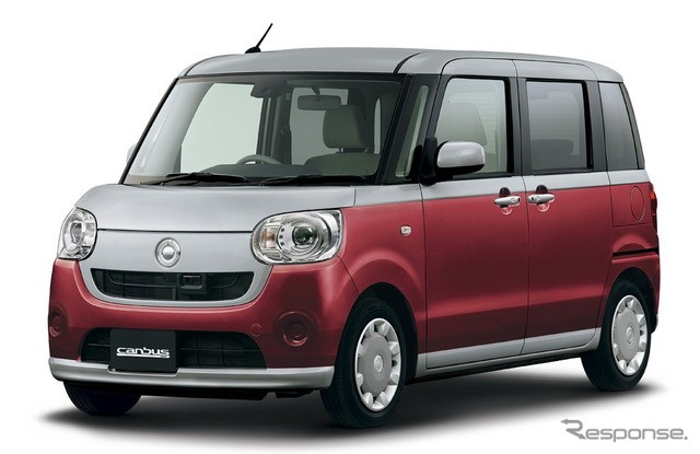 Daihatsu Move Canbus G SA II
