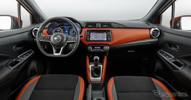 New Nissan Micra (March in Japan)